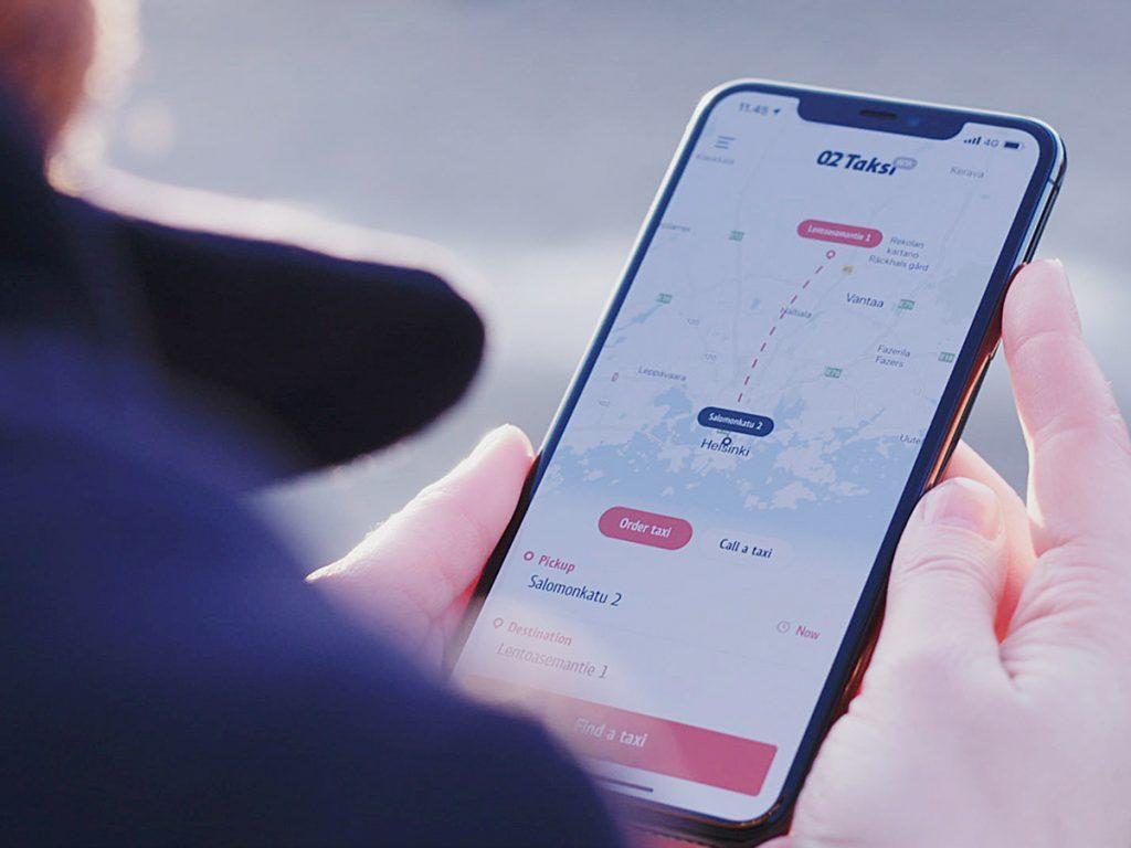 02 Taksi application